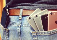 Smartphones und PCs