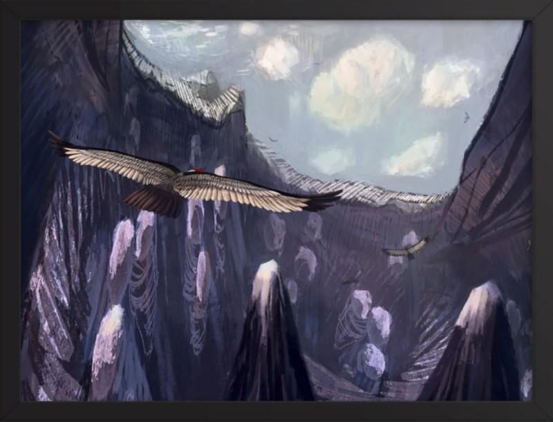 Blessed Condor