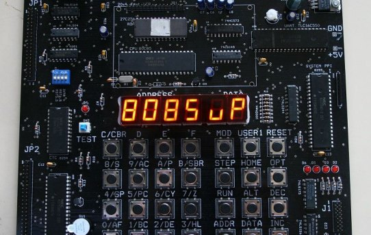 intel 8085 mp programs complete list