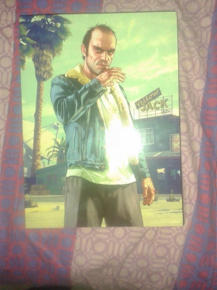 gta v pc dvd set back cover image