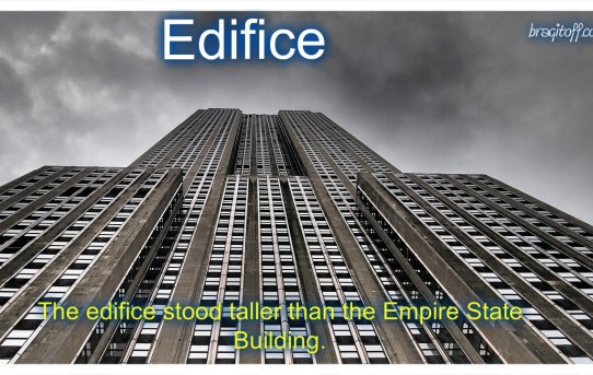 edifice tall building great photographp wallpaper