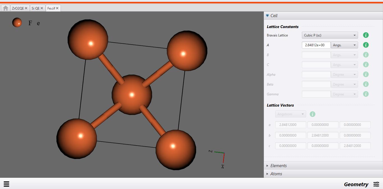 BURAI 1 2 - a GUI for Quantum Espresso - [TUTORIAL