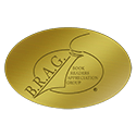 indieBRAG medallion