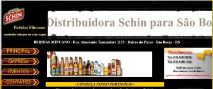 Bebidas Minuano de São Borja
