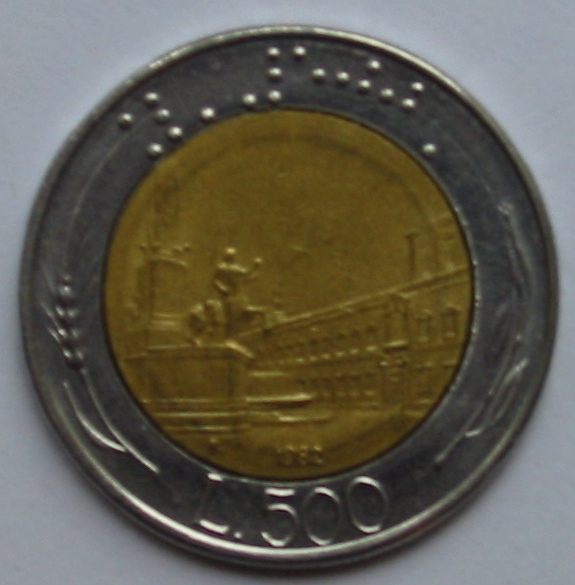 Braile Coin
