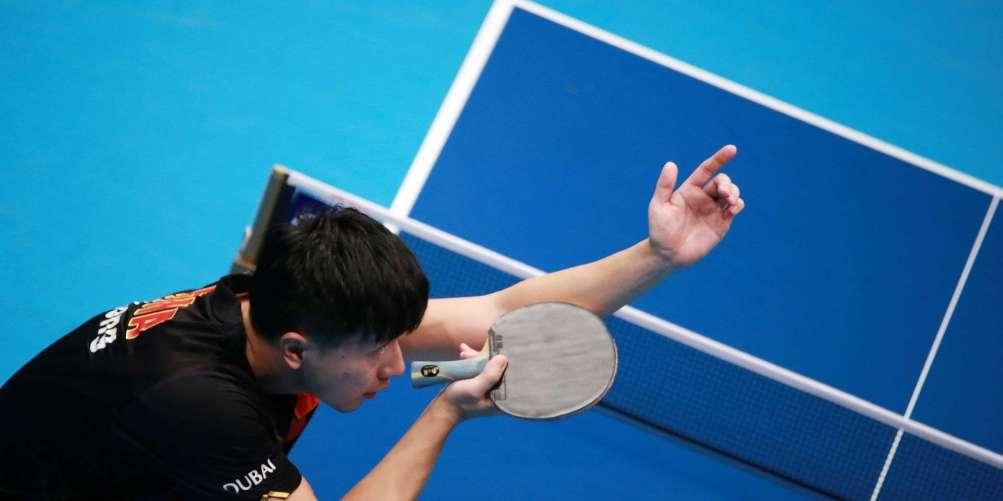 乒乓球手的夢魘