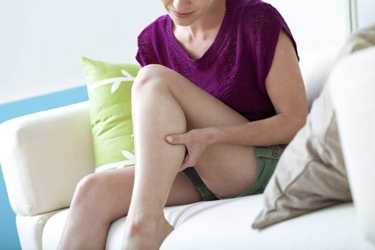 柏金遜症與腳痛