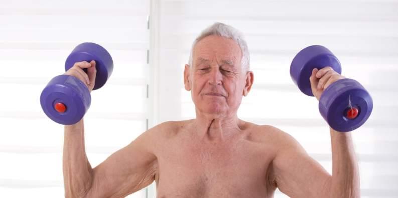 腦退化症照顧篇:安排運動