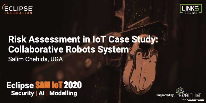 Risk Assessment in IoT Case Study: Collaborative Robots System