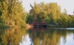 Brookings SD Lake Scene
