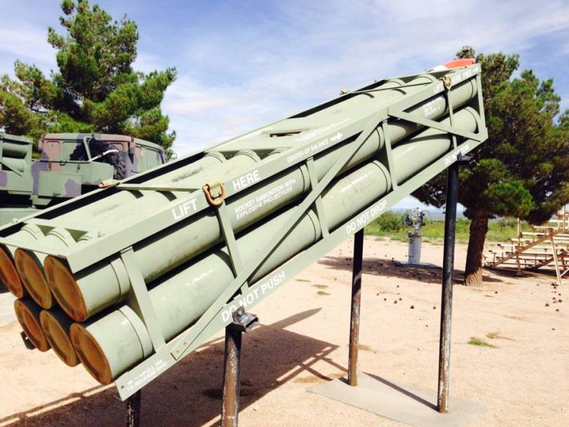 Multiple Launch Rocket System