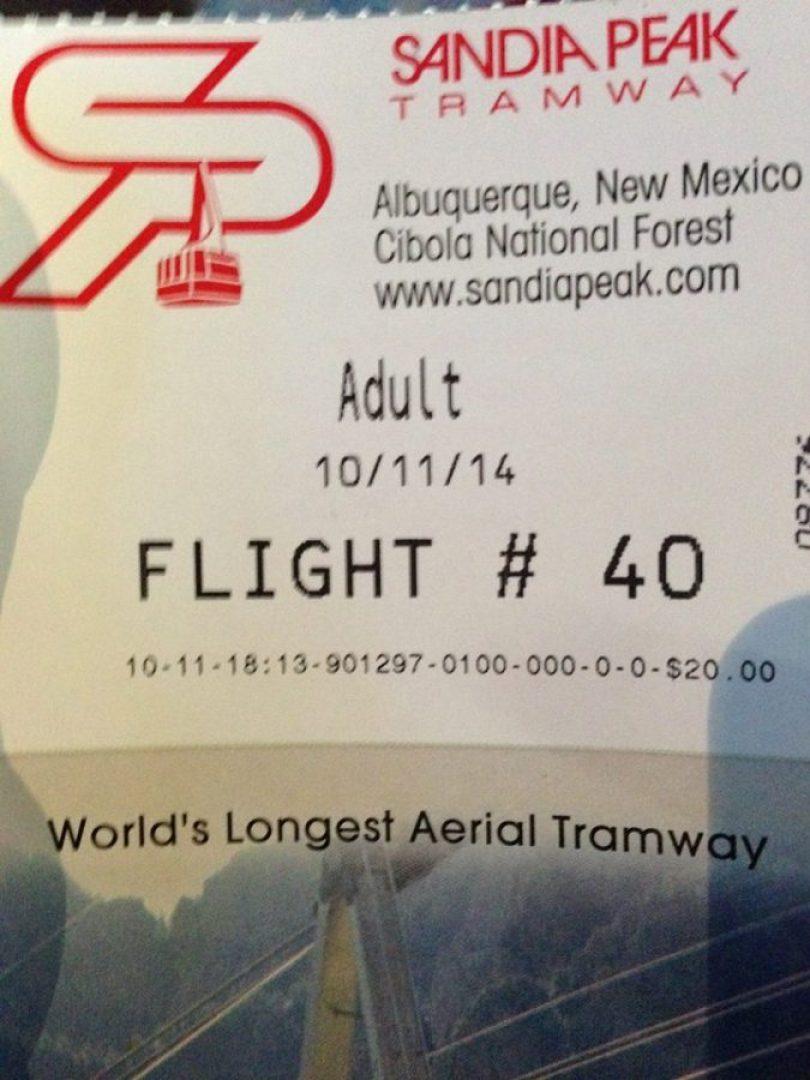 World's Longest Aerial Tramway