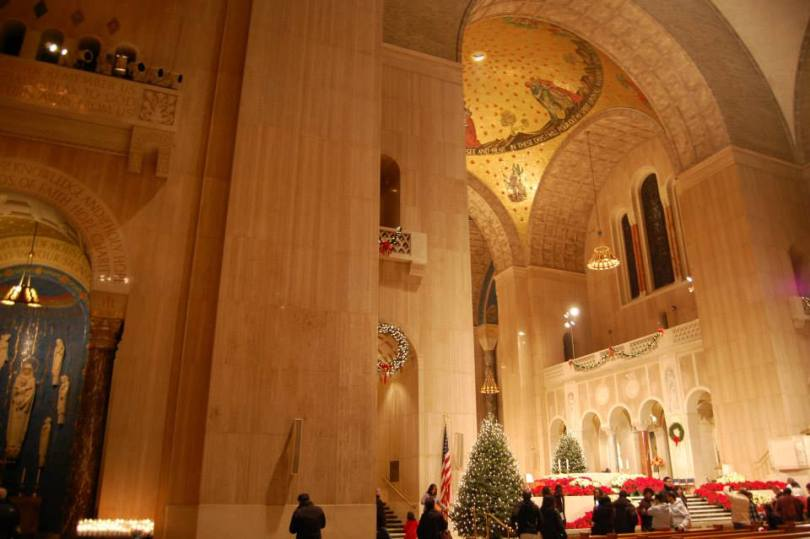 11Basilica of the National Shrine of the Immaculate