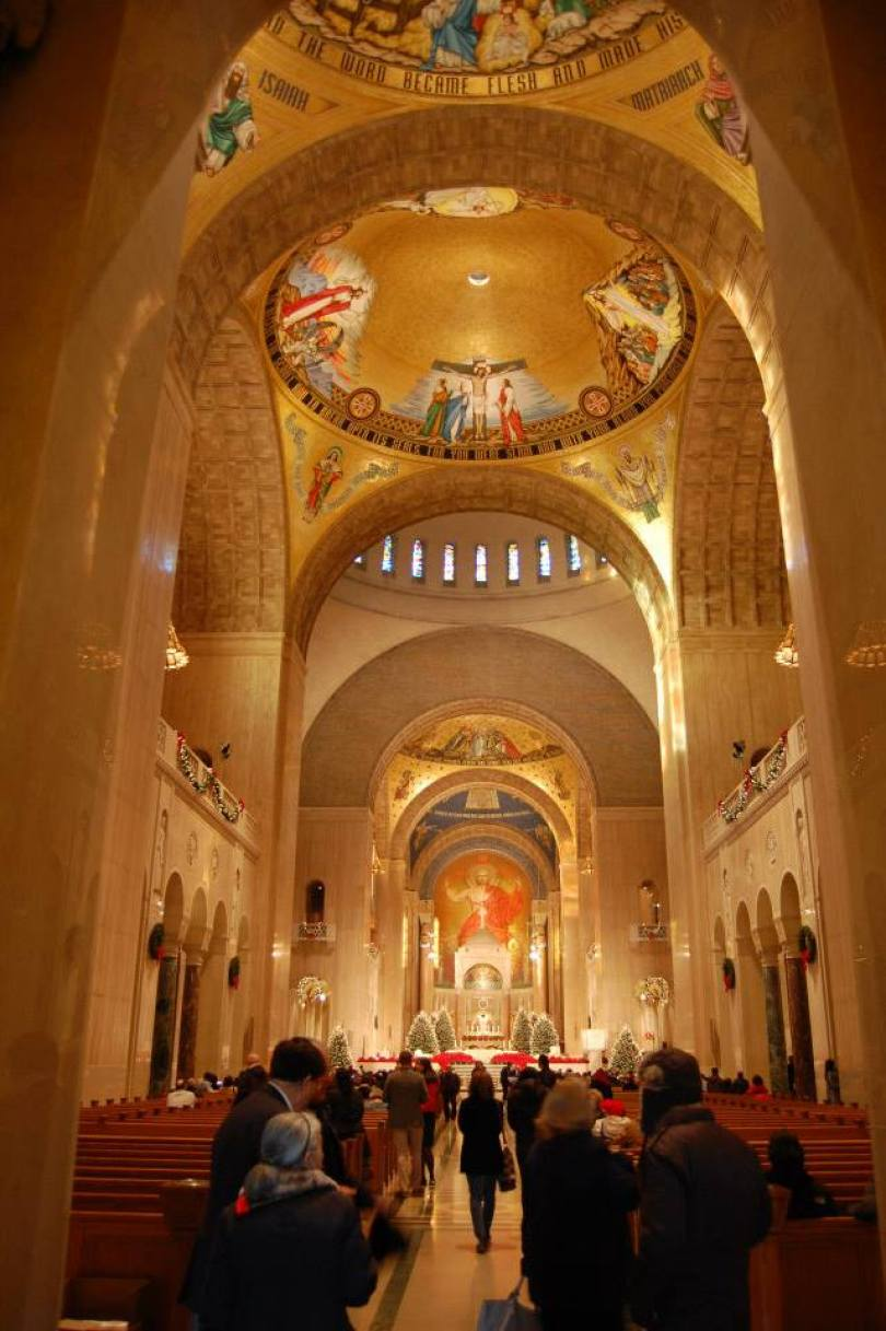 3Basilica of the National Shrine of the Immaculate