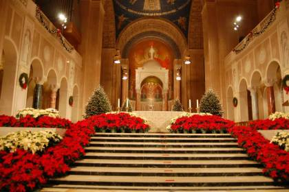 9Basilica of the National Shrine of the Immaculate