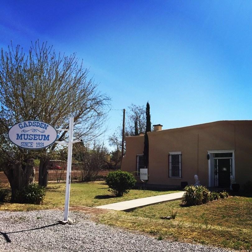 Gadsden Museum Mesilla NM