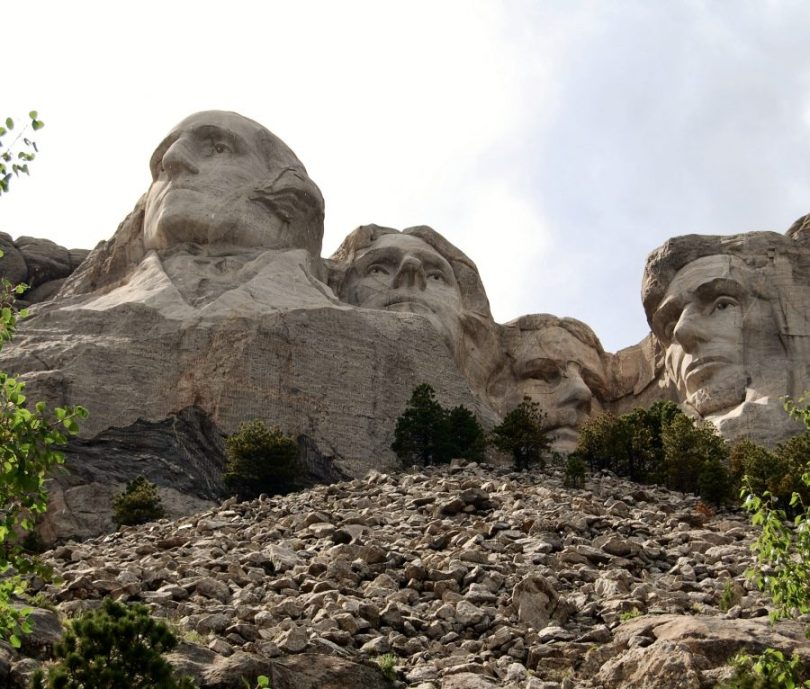 Mount Rushmore Summer