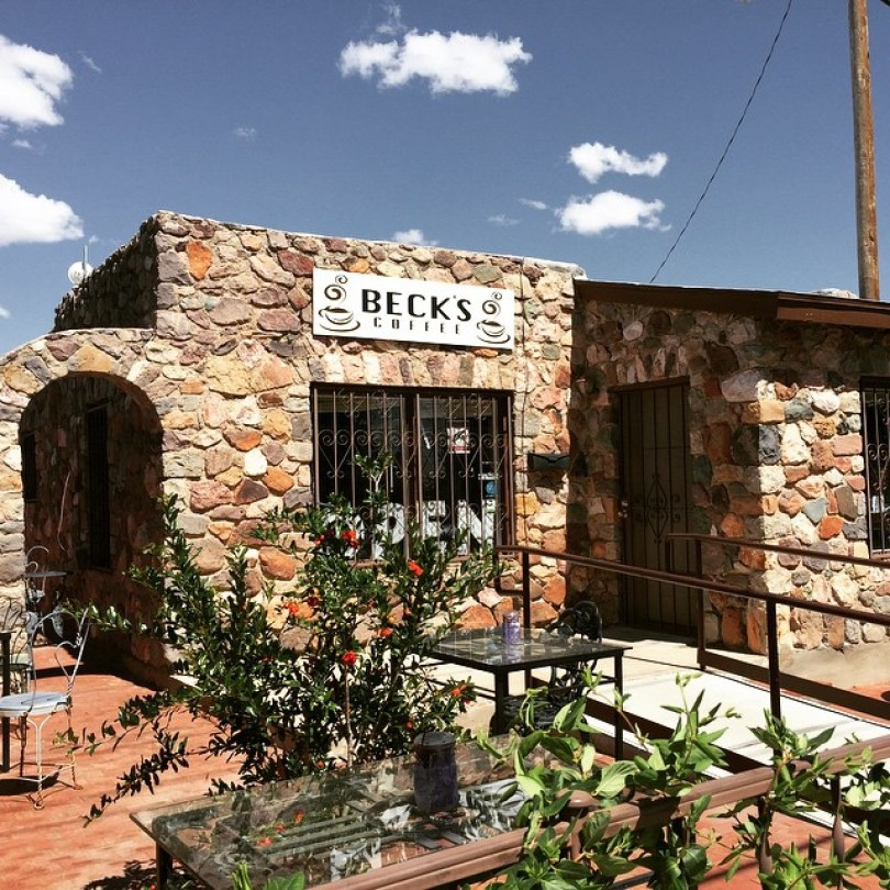 beck's coffee house las cruces