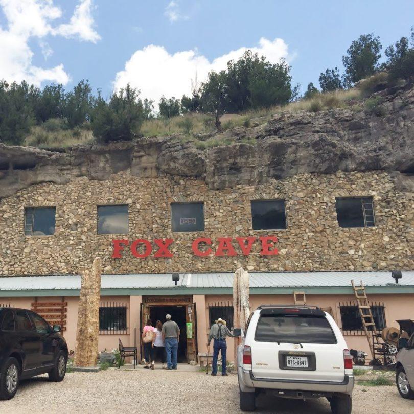 Fox Cave Entrance