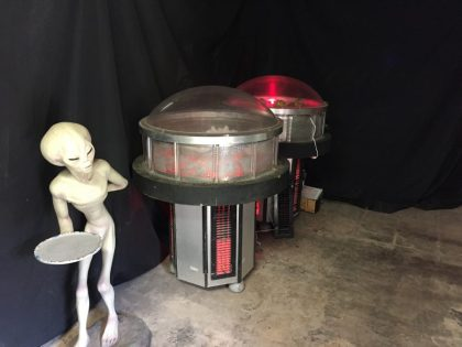 Aliens in New Mexico