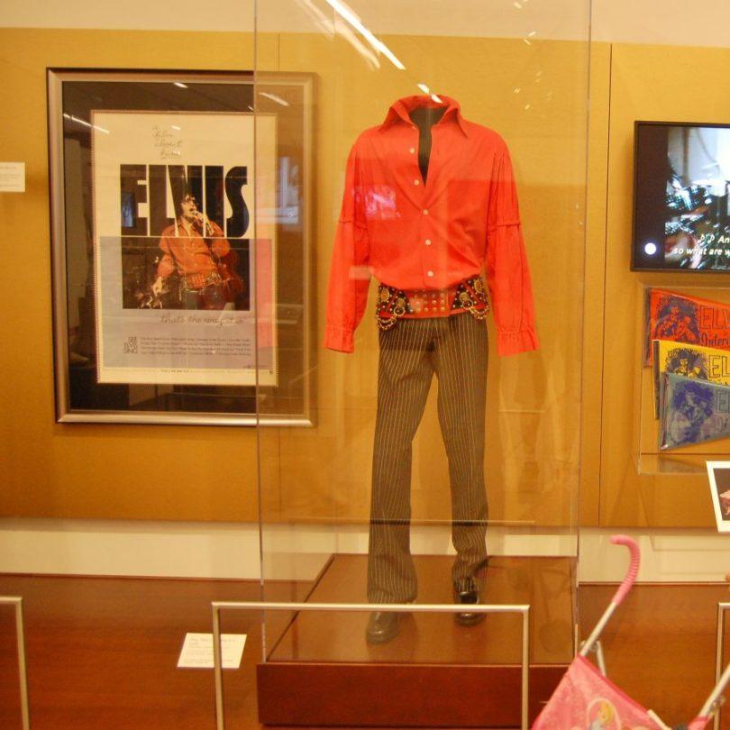 Musical Instrument Museum Elvis
