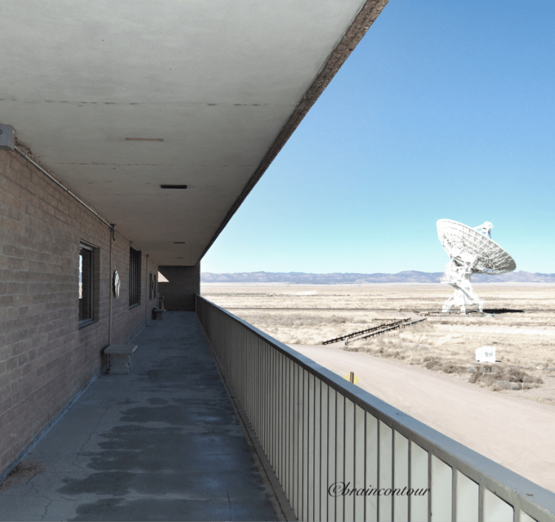 very large array satellite dish new mexico