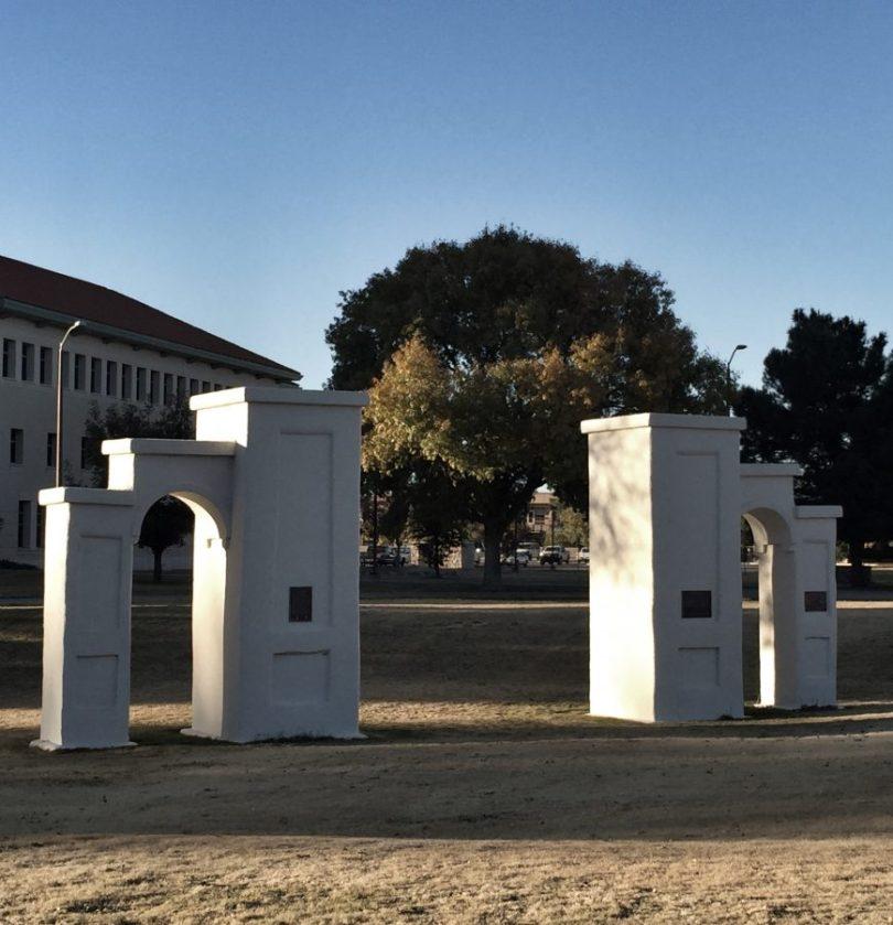 Miller Field Gates