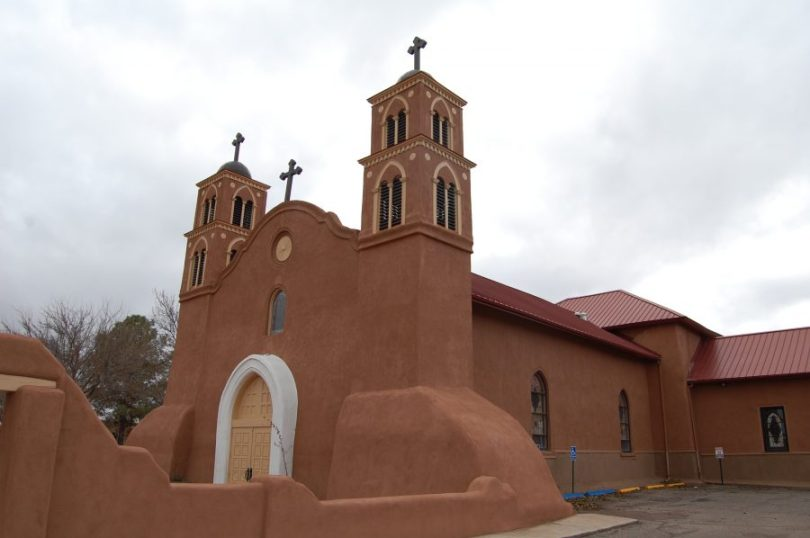 Old San Miguel Mission