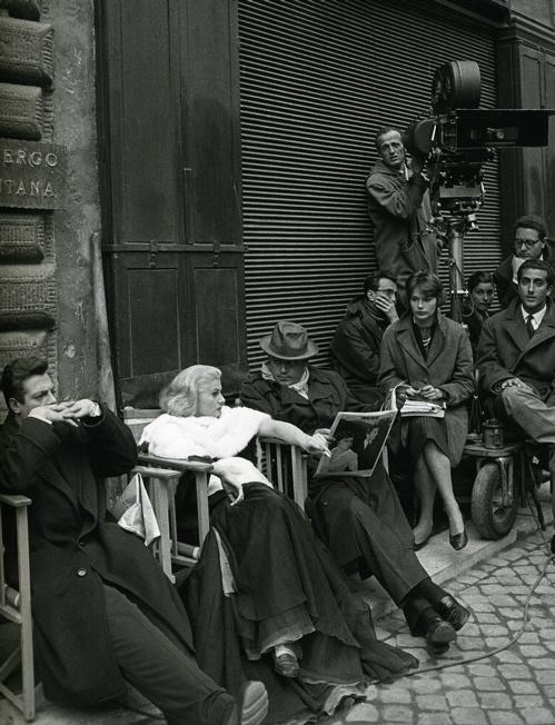 Fellini, dreamers