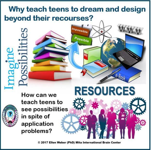 teach teens to dream