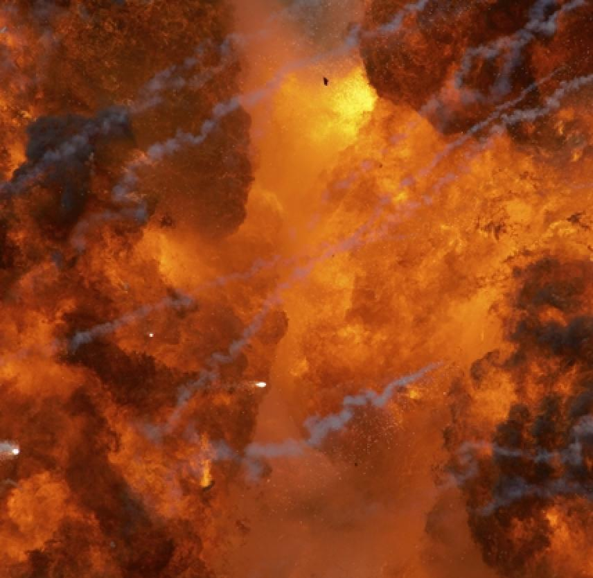 Explosions And Blast Injuries A Primer For Clinicians Brainline