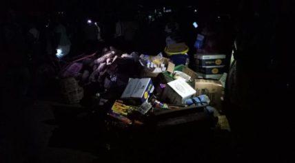 Again, Fire Razes Down Marian Market, Millions Of Properties Destroyed