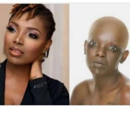 Annie Idibia Reacts To Post Claiming She's Suffering From Cancer