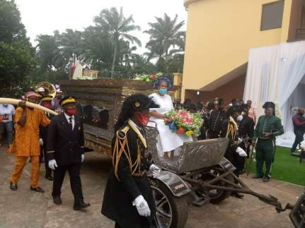 Burial Of CEO Of Tonima Anthony Obiagboso Enukeme
