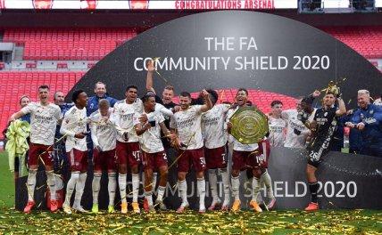 Community Shield Final Score Arsenal 5 Vs Liverpool 4 On Penalties