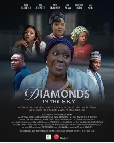 Diamonds In The Sky – Nollywood Movie