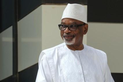 Soldiers Arrest President Of Mali Ibrahim Boubakar Keïta