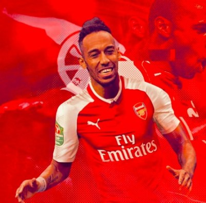 Aubameyang To Continue With Arsenal, As He Signs A New 3-Year Deal
