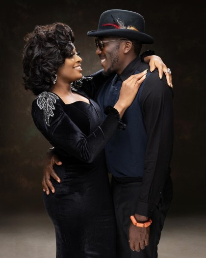 Comedian Bovi And Wife Celebrate 11th Wedding Anniversary