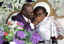 Cross River State Acting Chief Judge Maurice Eneji Remarries