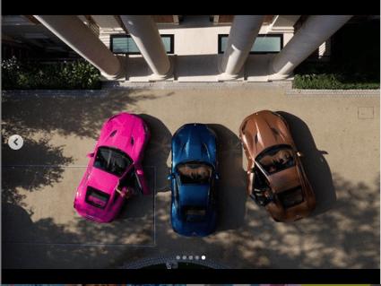 Femi Otedola Purchased Three Ferrari Portofino Whips For His Three Daughters