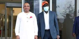 Gov Udom Reacts To The Victory Of Obaseki