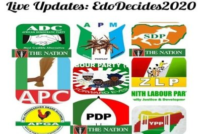 Live Updates, Results And Situation Reports From #EdoDecides2020