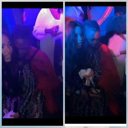 Moment Laycon Rocked Nengi's Backside After Winning BBNaija