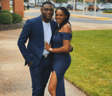 Nigerian Man Weds Lady He Met While Selling Oranges As A Child