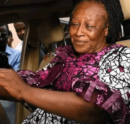 See Photos As Actress Patience Ozokwor Receives Car From Her Children As Birthday Gift