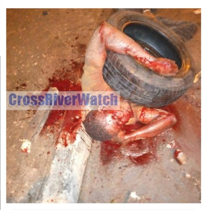 Two Suspected Armed Robbers Killed In Calabar