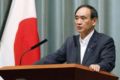 Yoshihide Suga Elected New Japanese PM, As Abe Steps Down