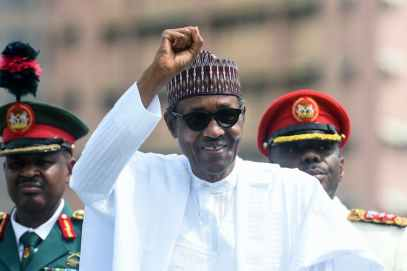President Buhari Refuse To Address Nigerians