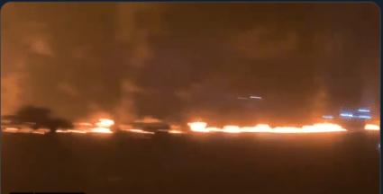 Tanker Explosion Rocks Otedola Bridge In Lagos State